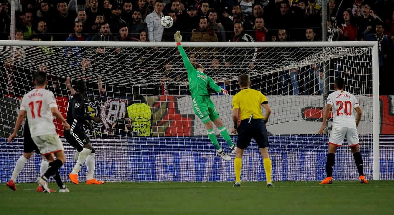 MU,Paul Pogba,Pogba,Ronaldo,Real Madrid,De Gea