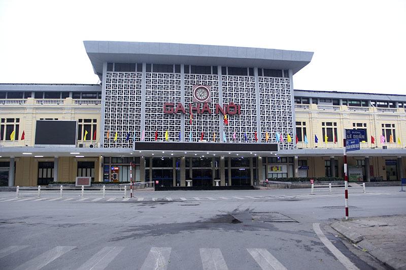 nhà cao tầng nội đô,ga Hà Nội,quy hoạch chung thủ đô,quá tải hạ tầng