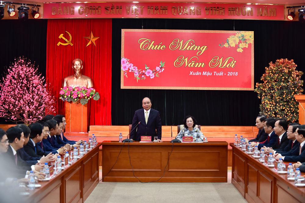 Thủ tướng: Không có người dân ủng hộ thì khó thành công