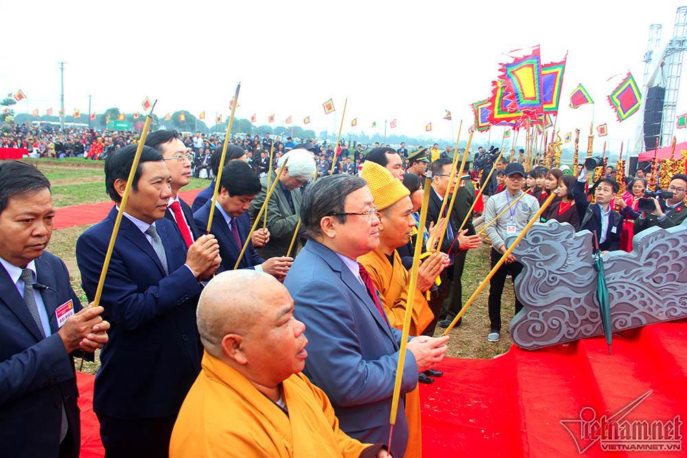 lễ hội,Hà Nam,Tết Việt 2018