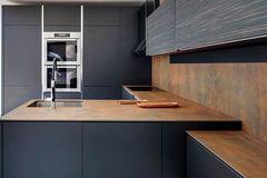 Xu hướng mặt tủ bếp 2018 trong thiết kế nội thất nhà bếp