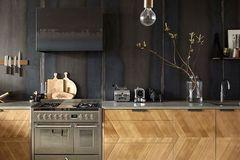 Xu hướng màu sắc trong thiết kế nội thất nhà bếp 2018