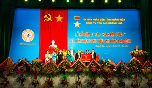 Yến sào Khánh Hòa: Vươn lên tầm cao mới