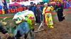 'Vua' 90 tuổi đi cày đầu năm ở lễ Tịch điền