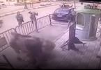 Em bé rơi từ tầng 3 thoát chết nhờ một cảnh sát