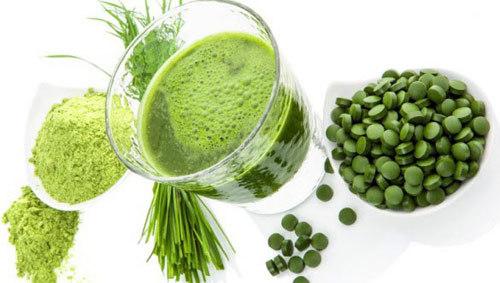 Thoát 'kiếp gầy' nhờ siêu thực phẩm xanh