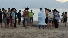 5 ni cô đuối nước khi tắm biển, 1 người tử vong