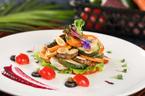 An nhiên thưởng thức ẩm thực chay giữa Hà Nội