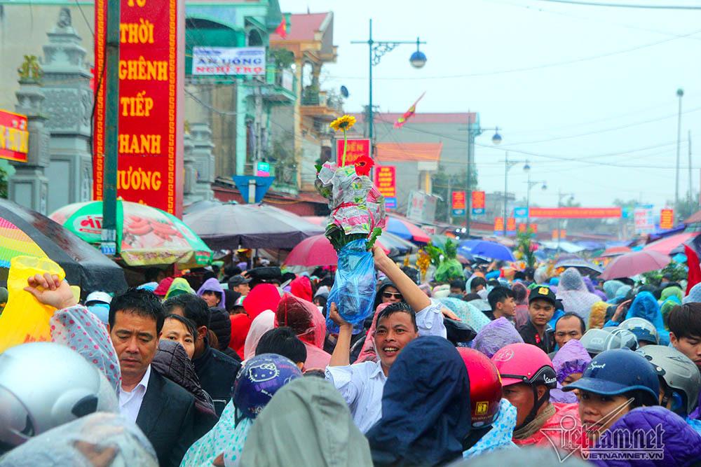 Chợ Viềng Nam định 2019: Tắc Khủng Khiếp Mọi Ngả Dẫn đến Chợ Viềng