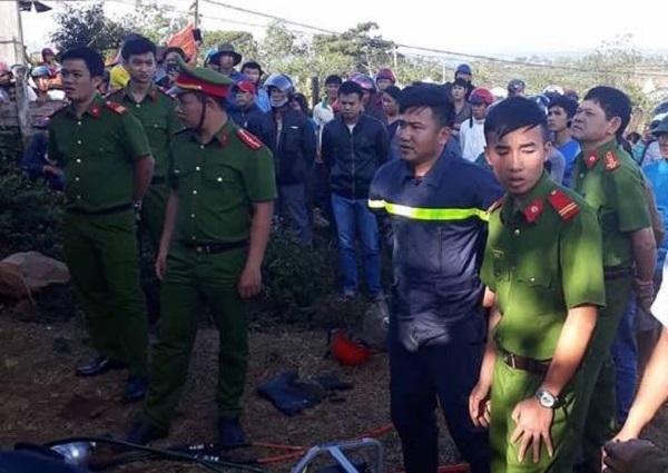 tâm thần,giải cứu,Công an huyện Krông Búk,Đắk Lắk,Đỗ Văn Xuyền