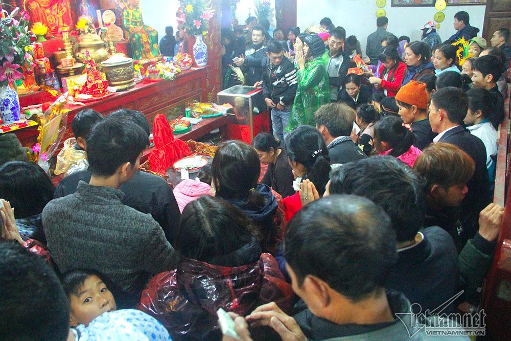 phủ Dầy,chợ Viềng,Nam Định,lễ hội chợ Viềng
