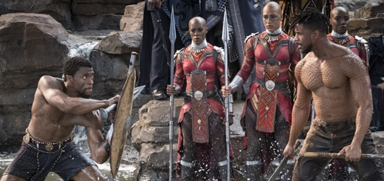 Khám phá kỹ xảo đỉnh cao của 'Black Panther: Chiến binh báo đen'
