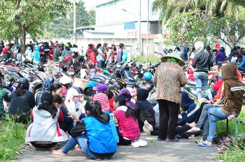 Nhờ lãnh sự Hàn Quốc tìm chủ DN bỏ rơi 2.000 công nhân