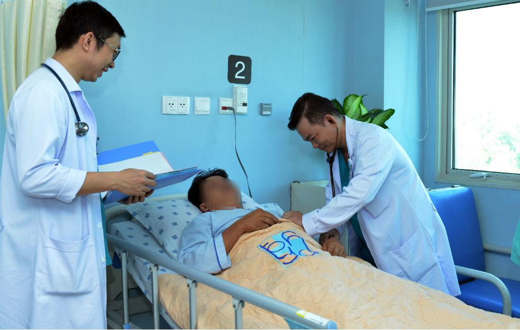 nhồi máu cơ tim,tai biến mạch máu não,đột quỵ,bệnh viện Đại học Y dược TP.HCM