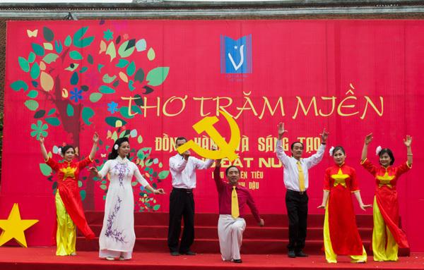 Nhiều hội thảo thơ và văn xuôi cho Ngày thơ Việt Nam 2018