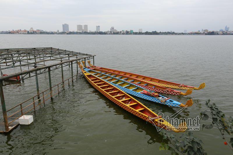 lễ hội 2018,Hà Nội,đua thuyền,hồ tây