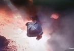 Tai nạn kinh hoàng tại nhà máy thép, 1 người thoát chết