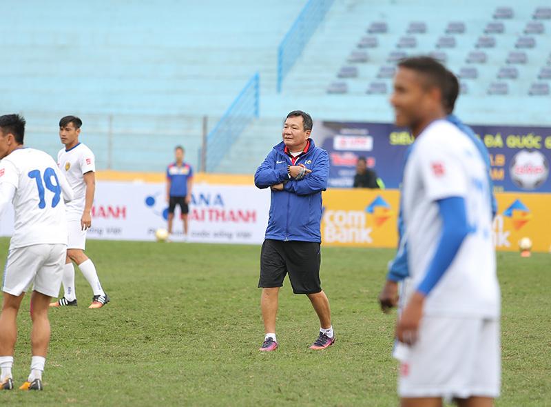 Siêu Cúp QG: Nóng nhờ sao U23 Việt Nam đấu Quả bóng vàng