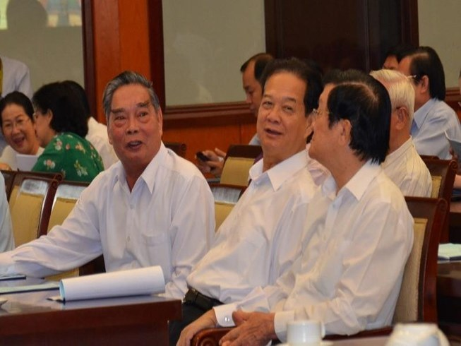 Nguyễn Tấn Dũng,Trương Tấn Sang,Nguyễn Thiện Nhân,TP.HCM