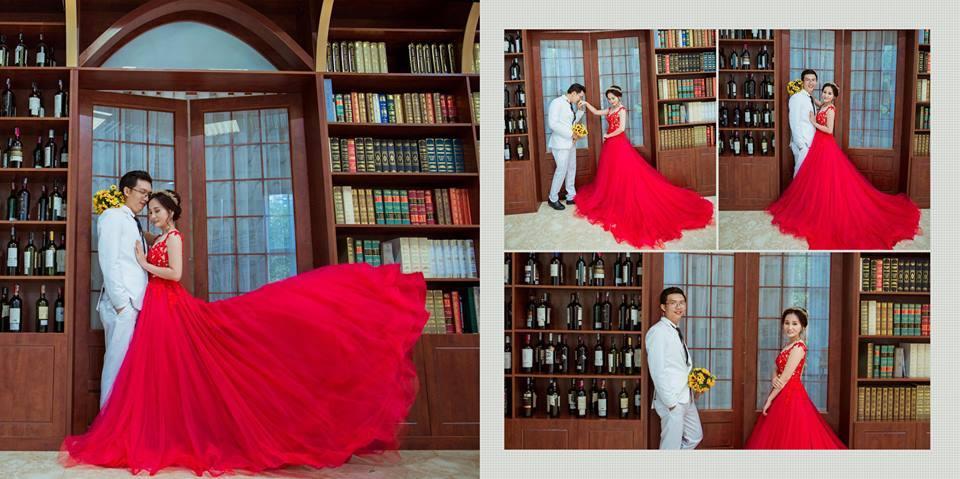 Ảnh cưới lung linh của các cặp đôi nên duyên từ Bạn muốn hẹn hò