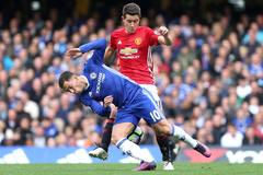 Mourinho tái mặt vì mất 5 trụ cột ở đại chiến Chelsea