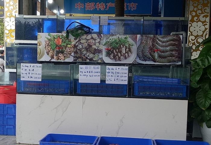 nhà hàng chặt chém,Đà Nẵng