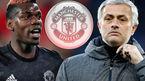 Diễn biến cực nóng xung đột thầy trò Mourinho vs Pogba