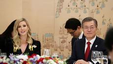Ivanka Trump: 'Các con tôi mê Kpop'