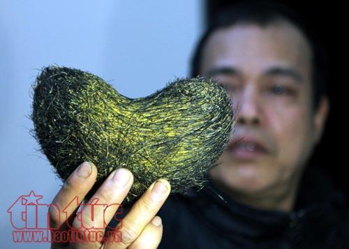 Mổ lợn ăn tết, 2 gia đình ở Thái Bình phát hiện vật nghi là 'cát lợn'