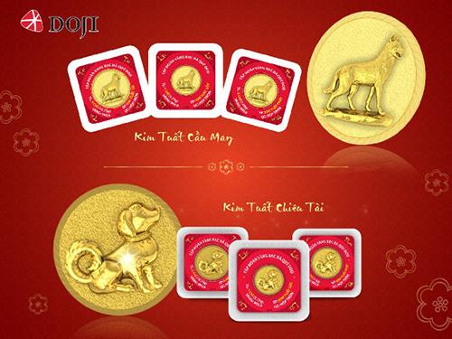 Nô nức mua vàng đón Thần Tài từ Mùng 9 tháng Giêng