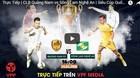 Link xem trực tiếp Siêu Cúp quốc gia SLNA vs Quảng Nam