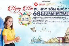 ISS Day: Cơ hội học bổng từ 68 trường THPT thế giới