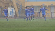 SLNA 0-1 Quảng Nam: ĐKVĐ V-League mở tỷ số (H2)
