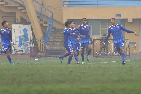 SLNA 0-1 Quảng Nam