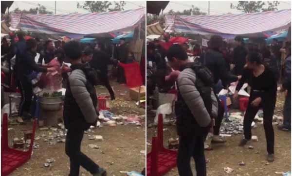 Hà Nội: Đi lễ chùa đầu năm, thanh niên bị đánh nguy kịch