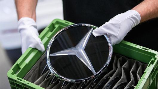 Tỷ phú Trung Quốc,Mercedes,xe sang