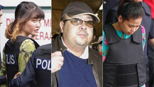 Kim Jong Nam,anh trai Kim Jong Un,Kim Jong Nam bị sát hại,Đoàn Thị Hương