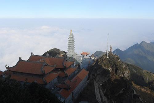 Khai mạc Hội Xuân mở cổng trời Fansipan