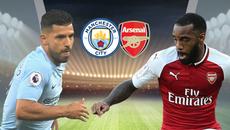 Link xem trực tiếp Man City vs Arsenal, 23h30 ngày 25/2