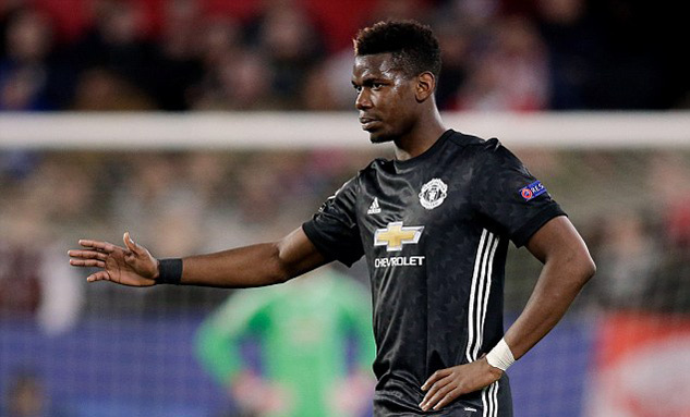 Pogba dọa rời MU, không coi thầy Mourinho ra gì