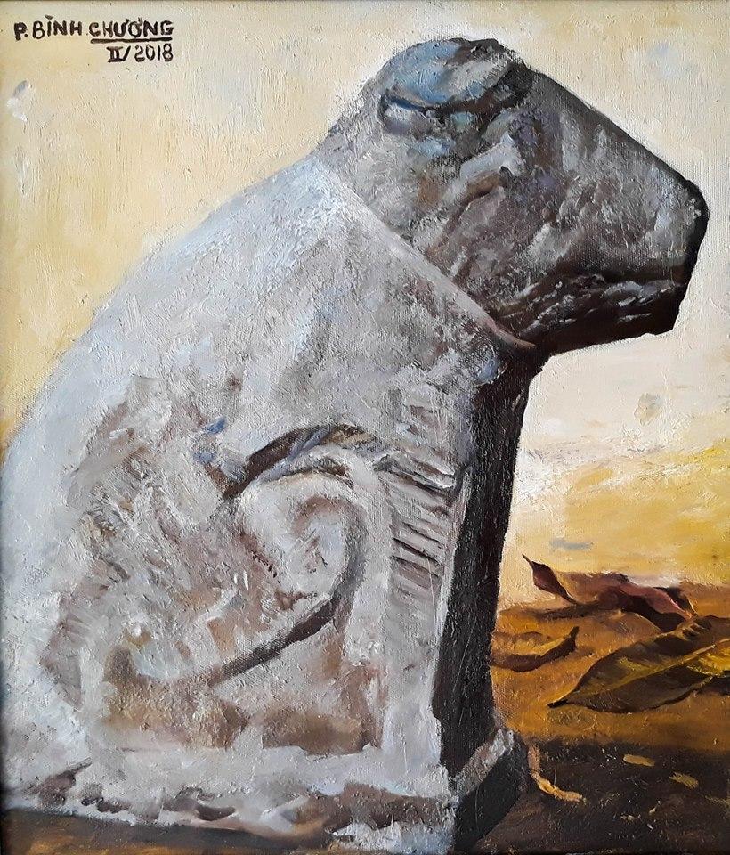 Đầu Xuân, xem tranh con giáp của các hoạ sĩ nổi tiếng