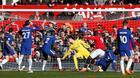 MU 1-1 Chelsea: De Gea, Courtois trổ tài cứu thua (H2)