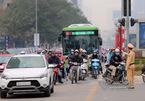 Hà Nội bất ngờ đề xuất cho xe đi vào làn BRT