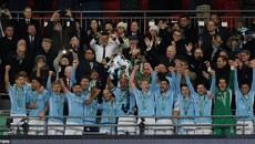 Man City đè bẹp Arsenal, Pep có danh hiệu đầu tiên tại Anh