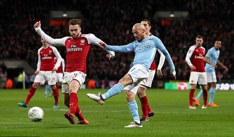 Man City 3-0 Arsenal,