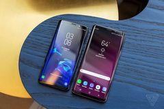 Lượng đặt trước Galaxy S9/S9+ thấp kinh ngạc tại Hàn Quốc