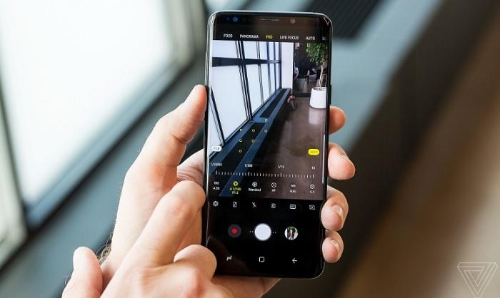 Những hình ảnh đẹp hút hồn của Galaxy S9, S9+ đầu tiên