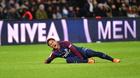 Neymar bật khóc khi dính đòn triệt hạ ác hiểm