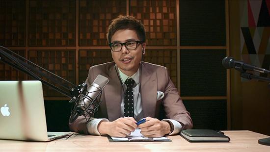 Trịnh Thăng Bình vào vai ông ngoại tuổi 30 phiên bản Việt