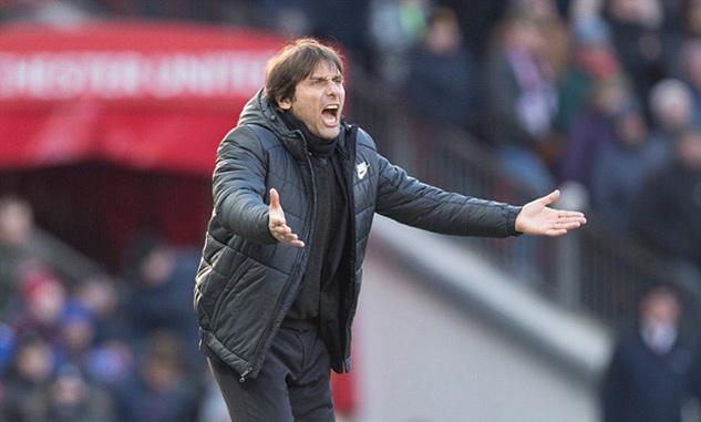 Conte bực bội vì Morata bị cướp bàn thắng trắng trợn